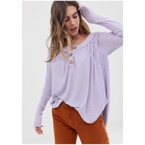Free People Henley Size XS